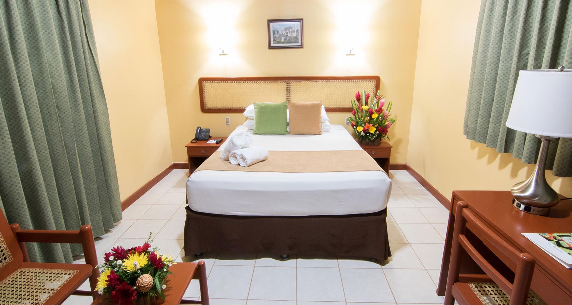 Habitación Sencilla. Hotel best Western Las Mercedes, Managua